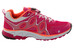Jack Wolfskin Passion Trail Low - Chaussures de running Femme - rouge